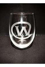 TWH Stemless Wine Glass