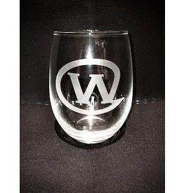 TWH Stemless Wine Glass