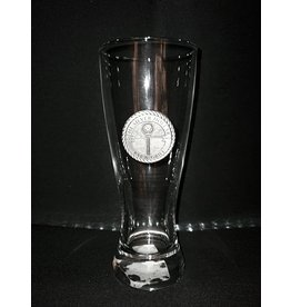 Silver Dollar Bar and Grill  Pilsner Pint Glass 12oz