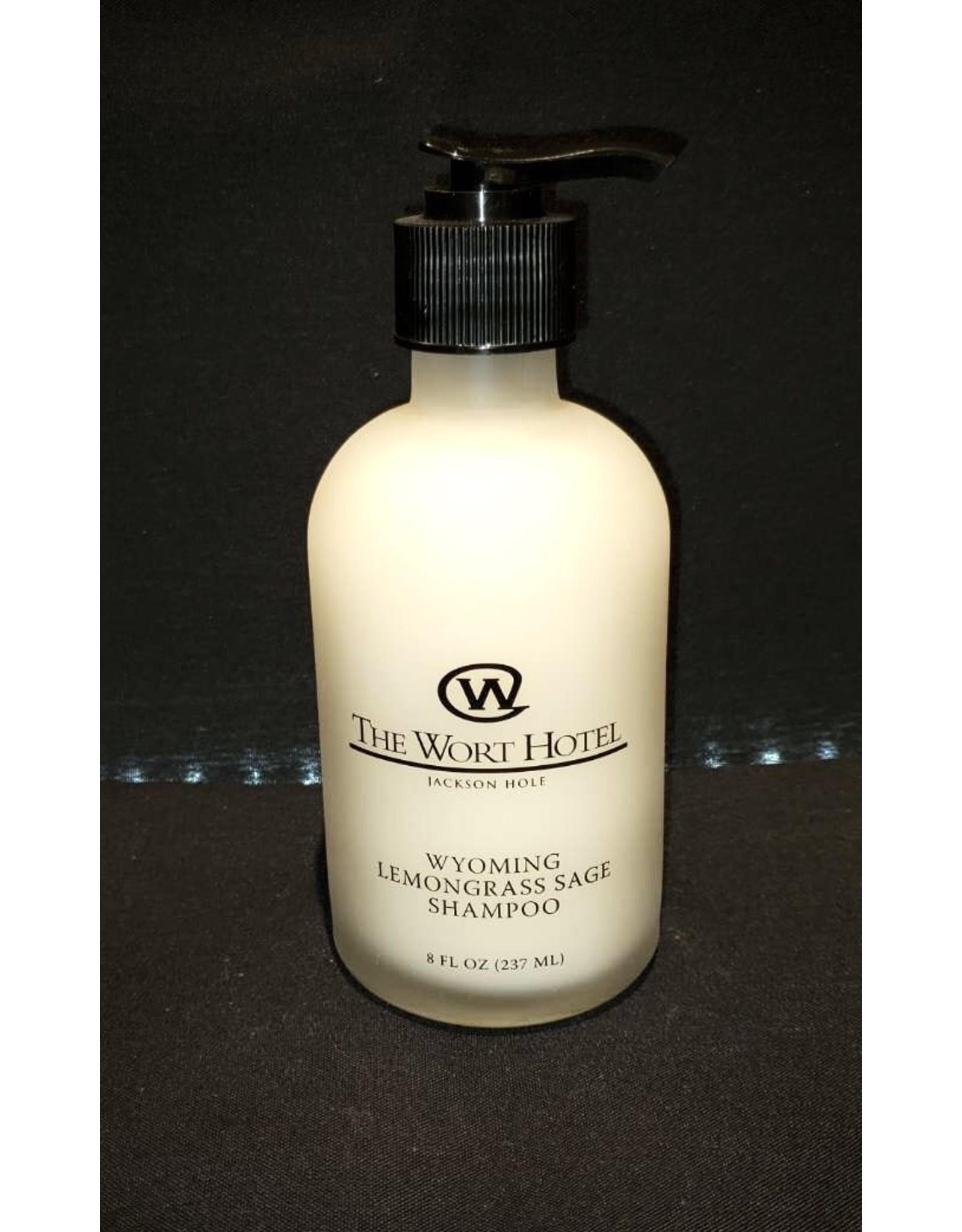 The Wort Hotel Shampoo