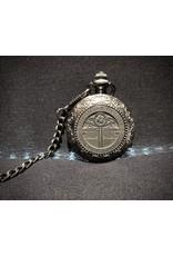 Silver Dollar Bar and Grill  Vintage Pocket Watch