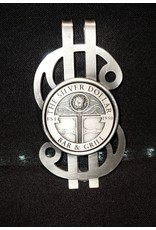 Silver Dollar Bar and Grill  $ Sign Money Clip