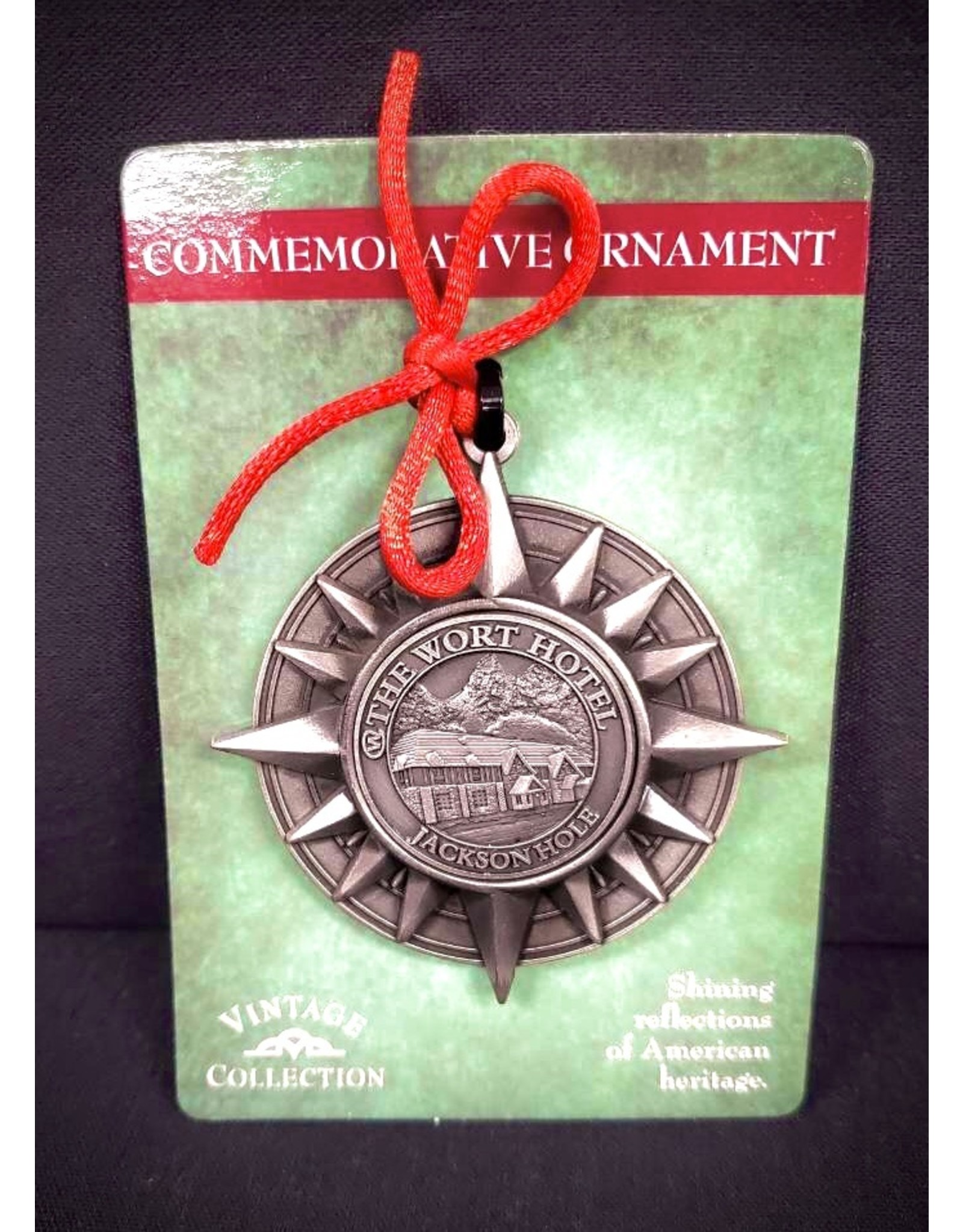 The Wort Hotel Christmas Ornament