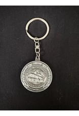 The Wort Hotel Calendar Key Ring