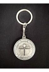 Silver Dollar Bar and Grill  Calendar Key Ring