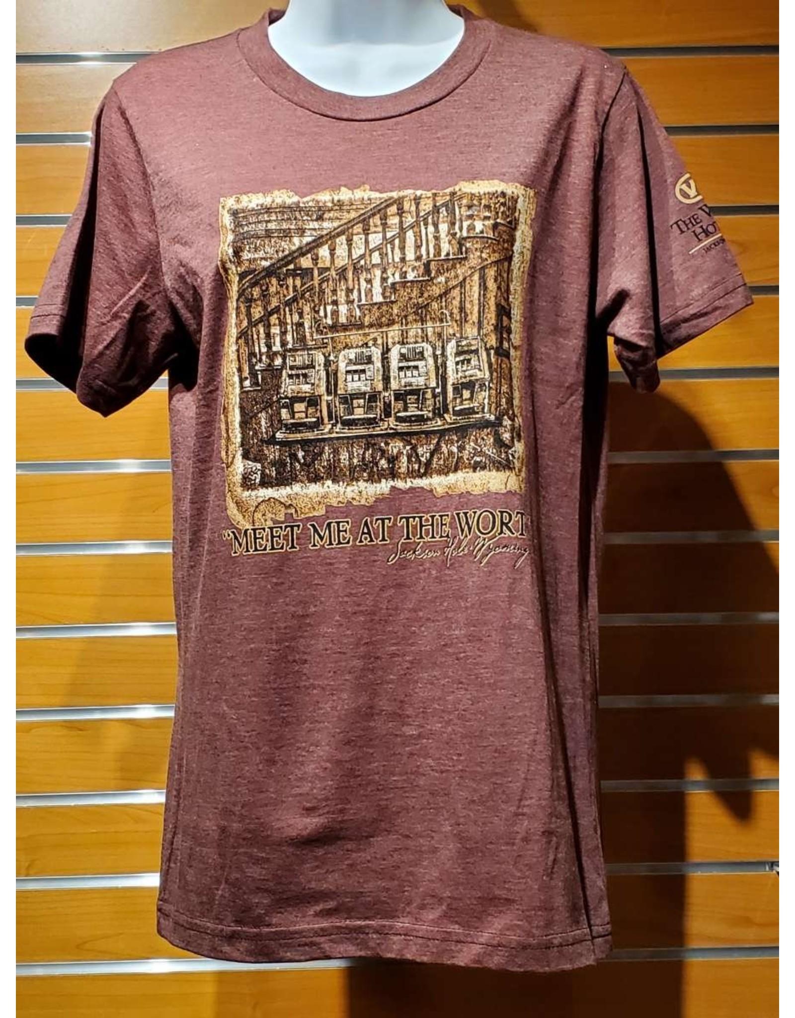 The Wort Hotel Slot Machine T-Shirt