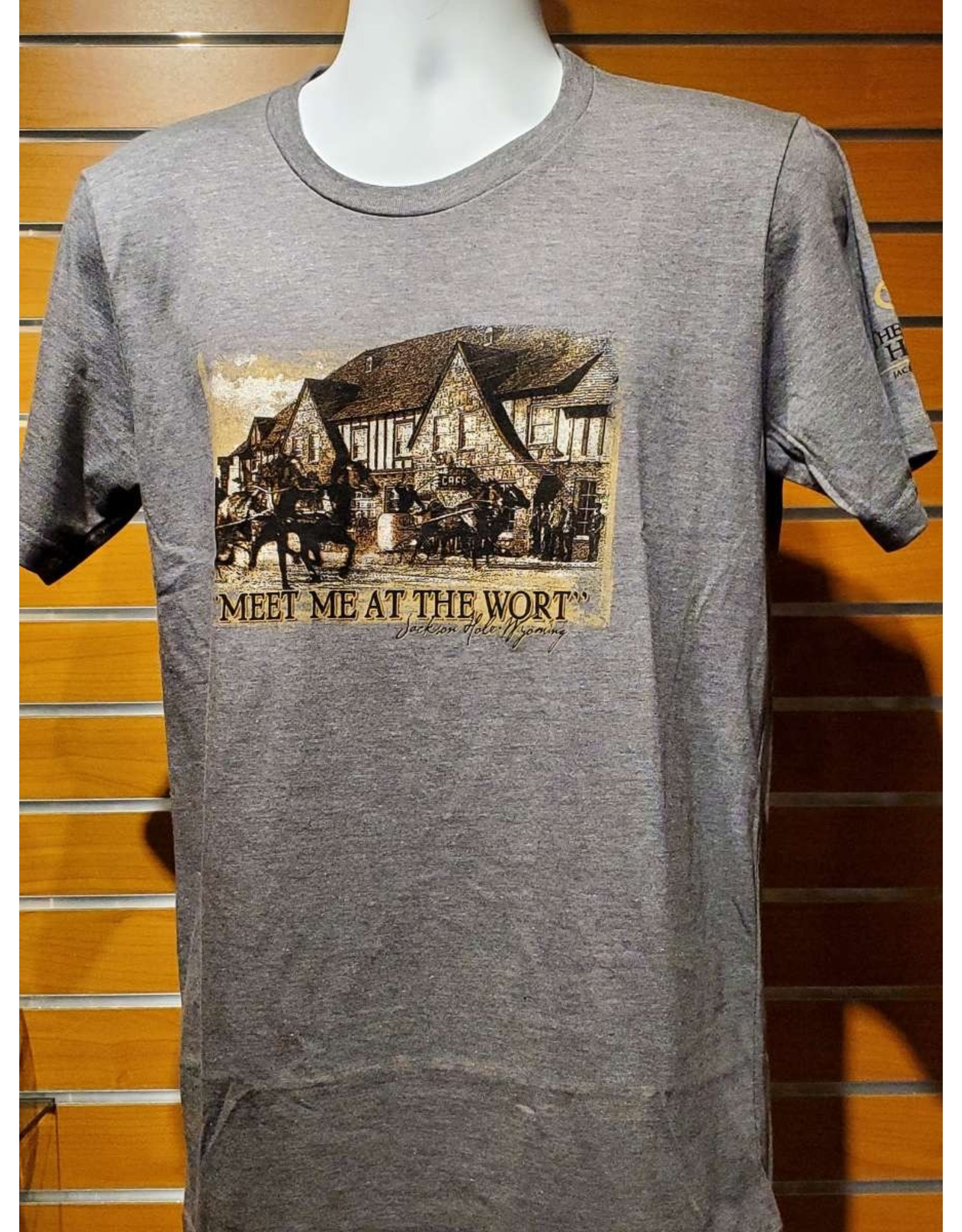 The Wort Hotel Chariot Race T-Shirt