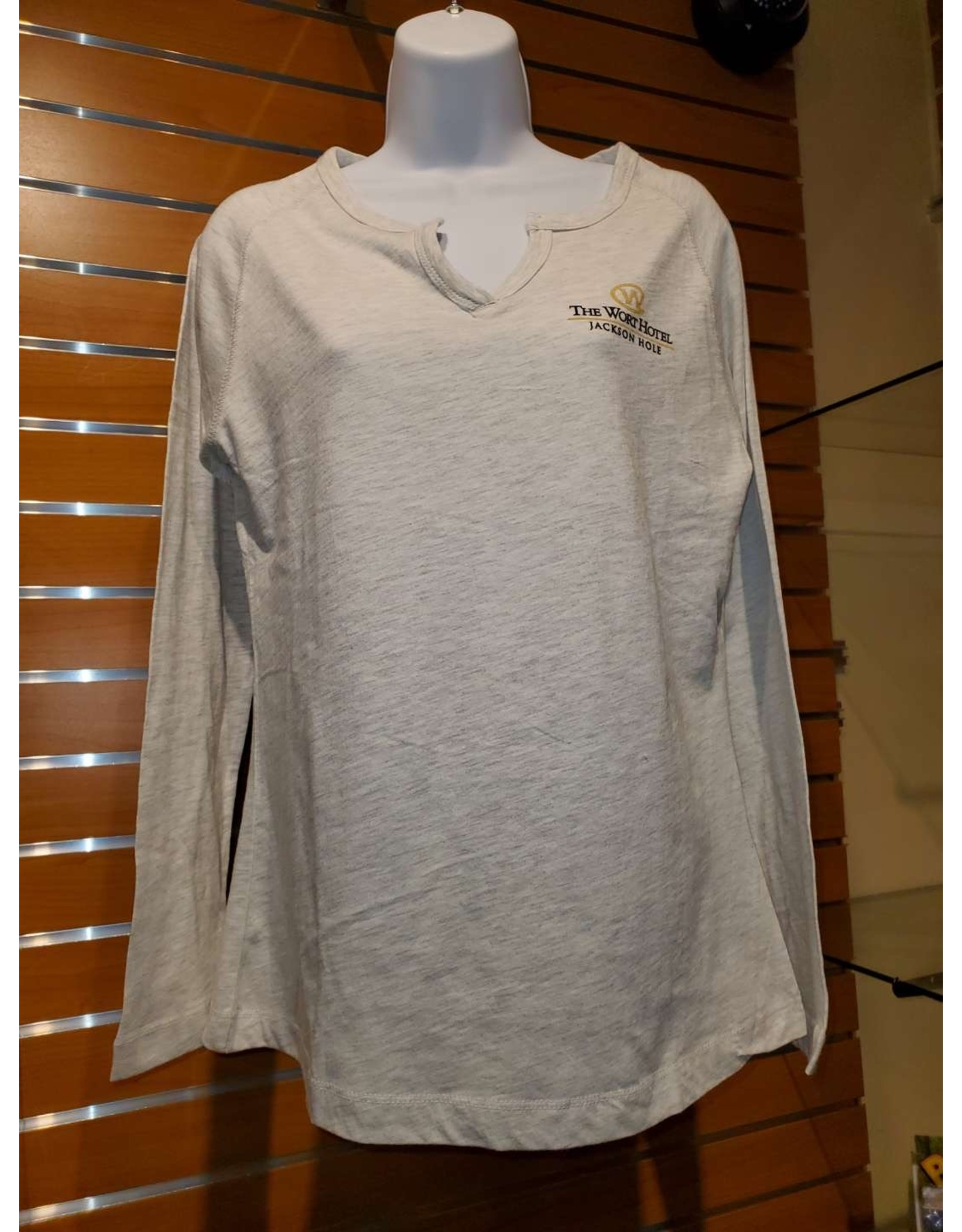 Ouray Women's Long Sleeve Essential Notch