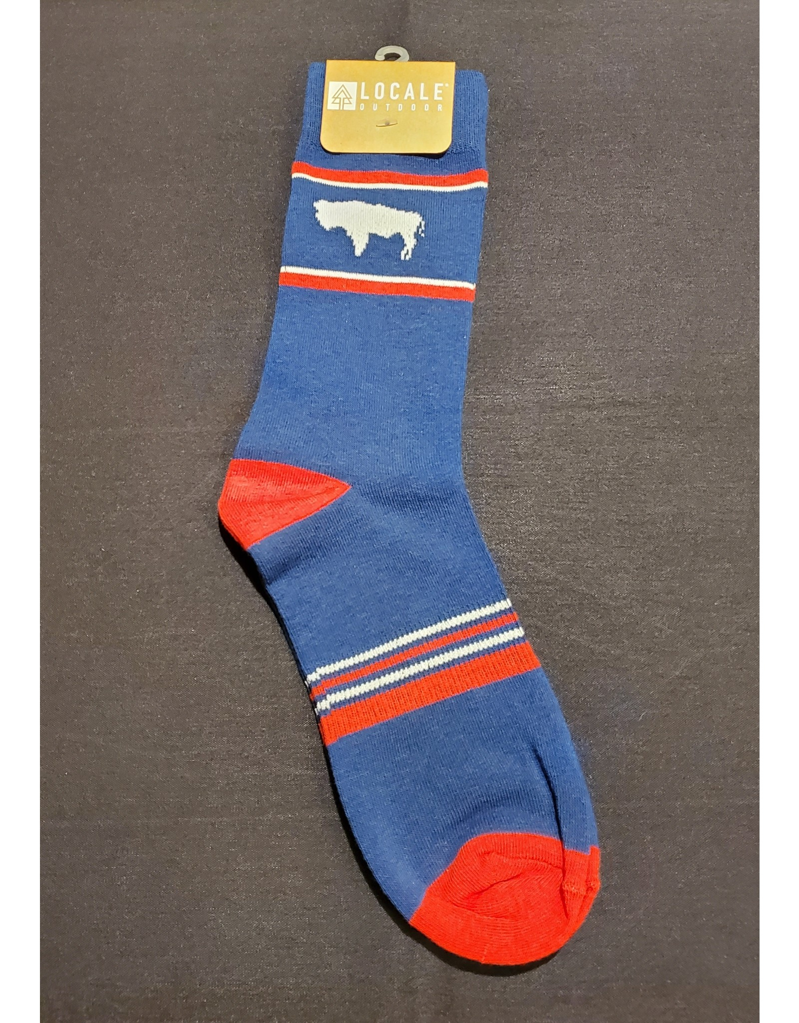 Locale Wyoming Socks