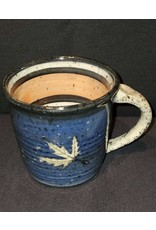 Blue Pottery Cup
