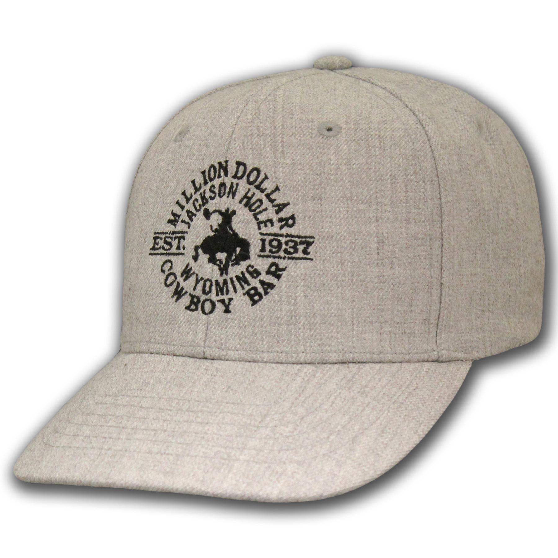 Heather Gray Solid Cap