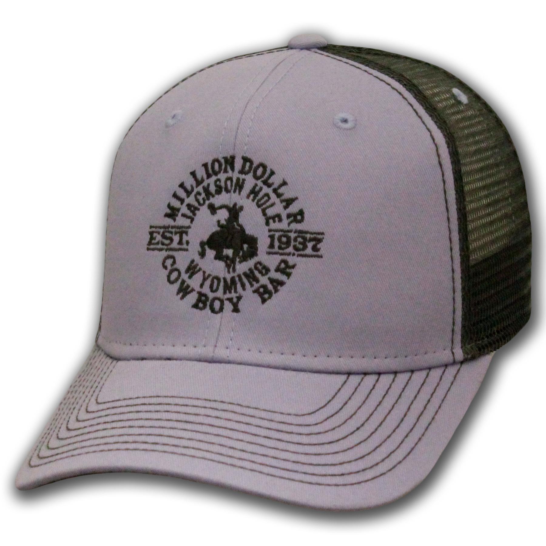 Women's Periwinkle / Dark Gray Cap