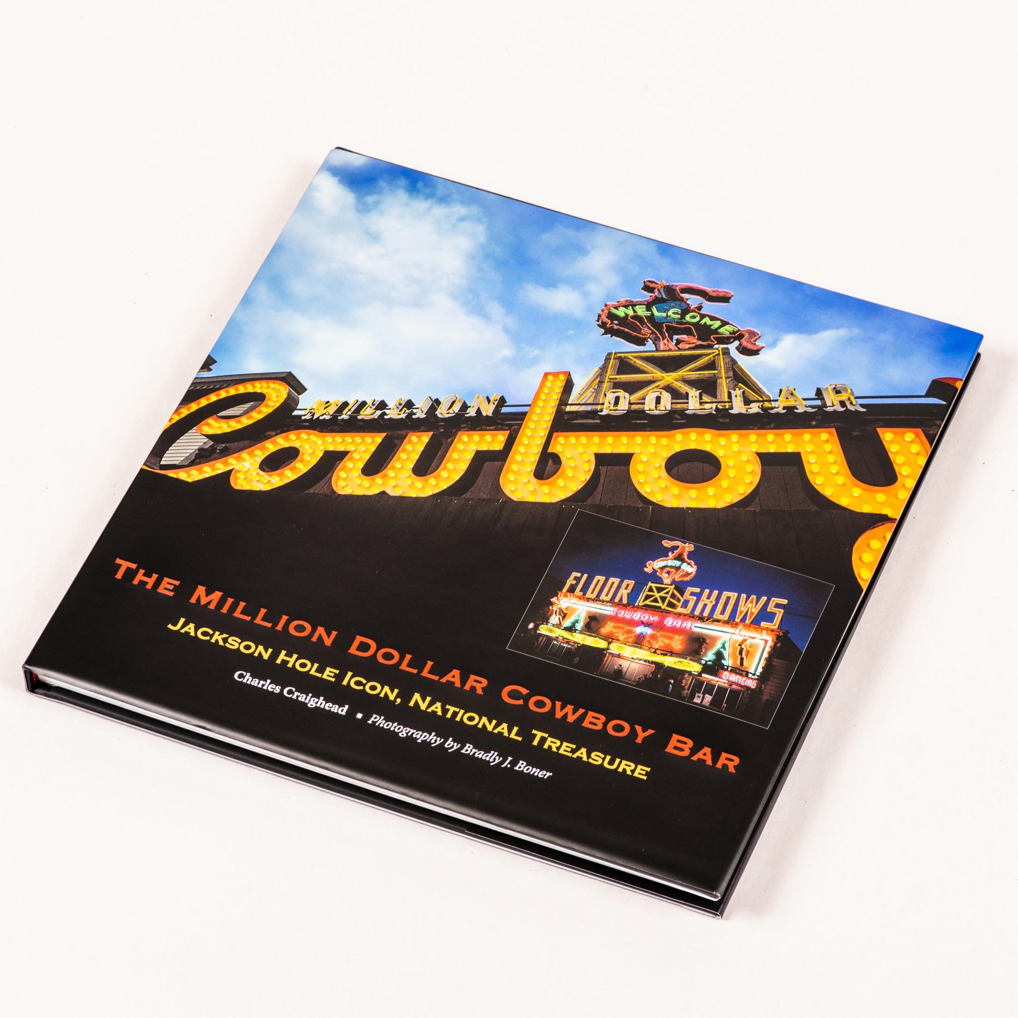 Million Dollar Cowboy Bar Book