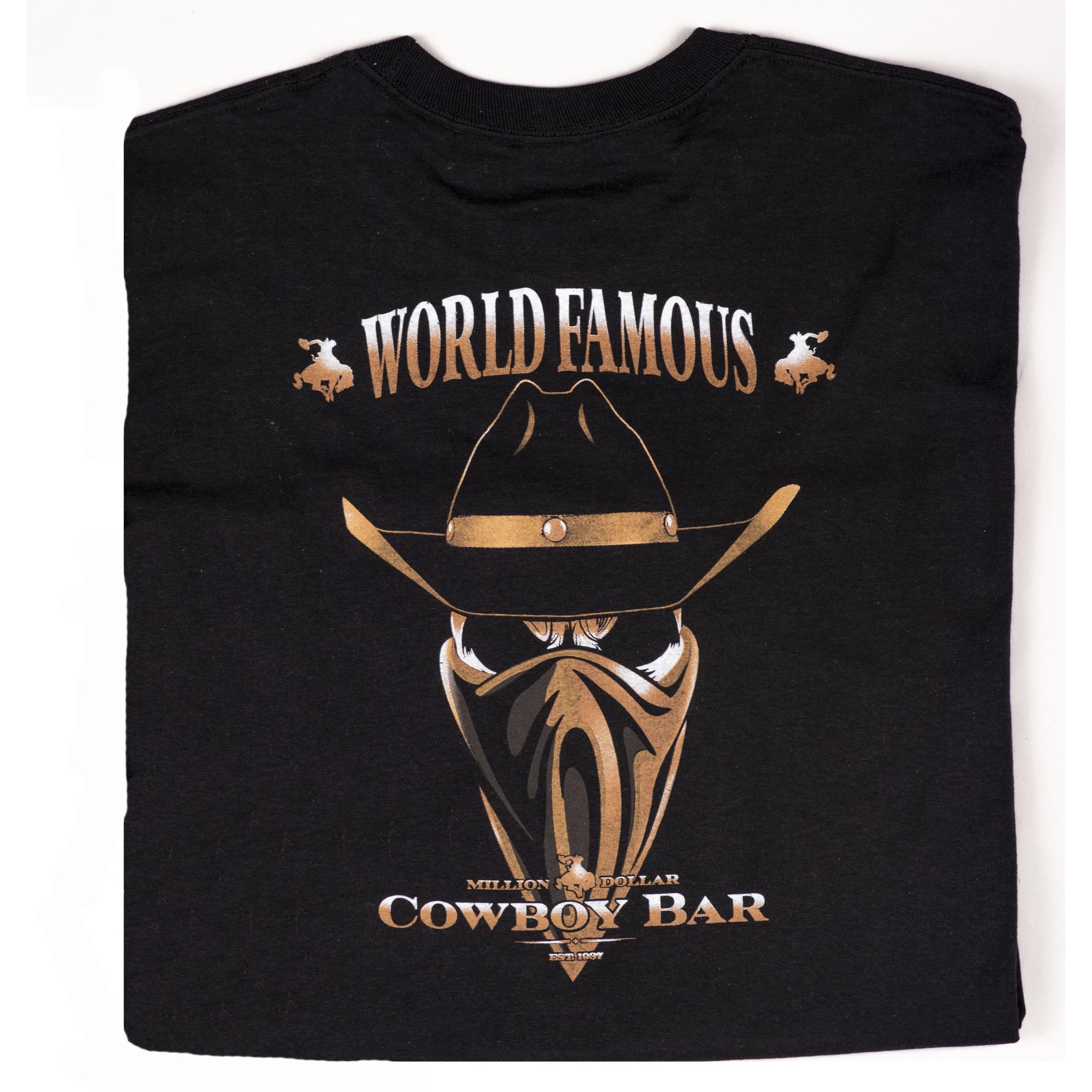 Black Bandit Shirt Black