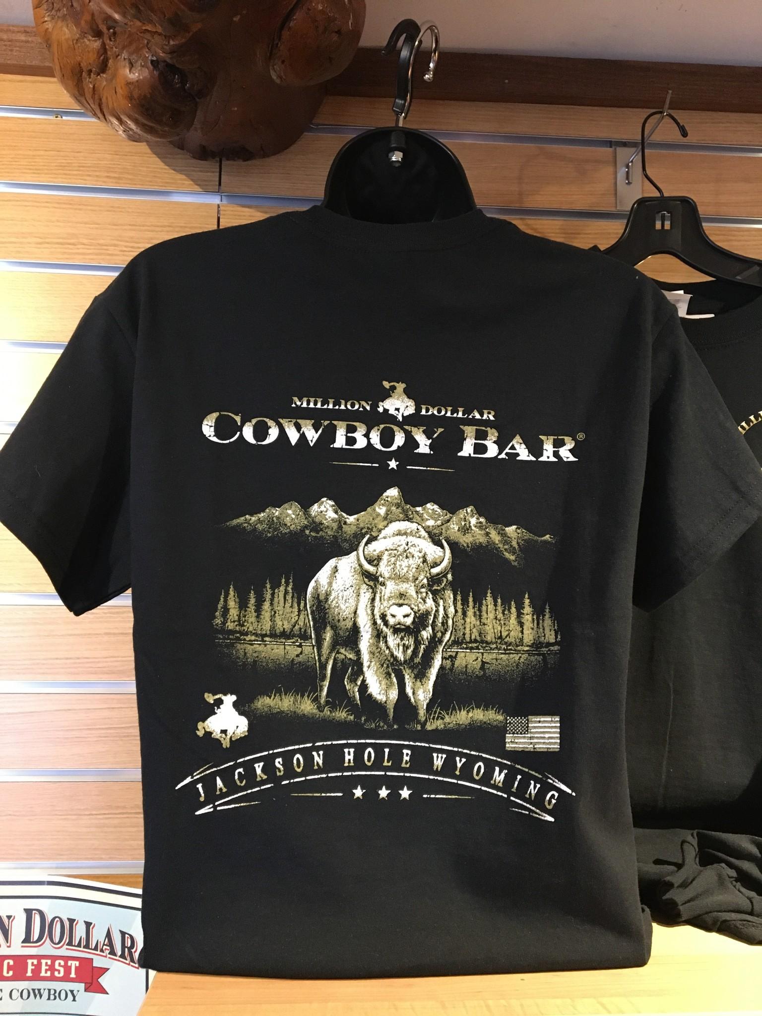 Black Buffalo Shirt