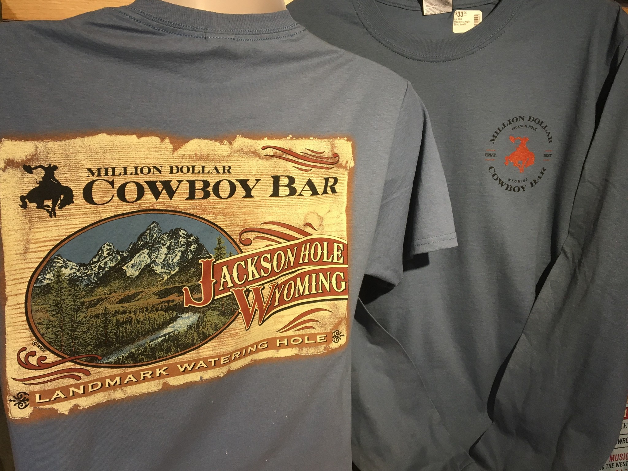 Blue Mountain High Shirt