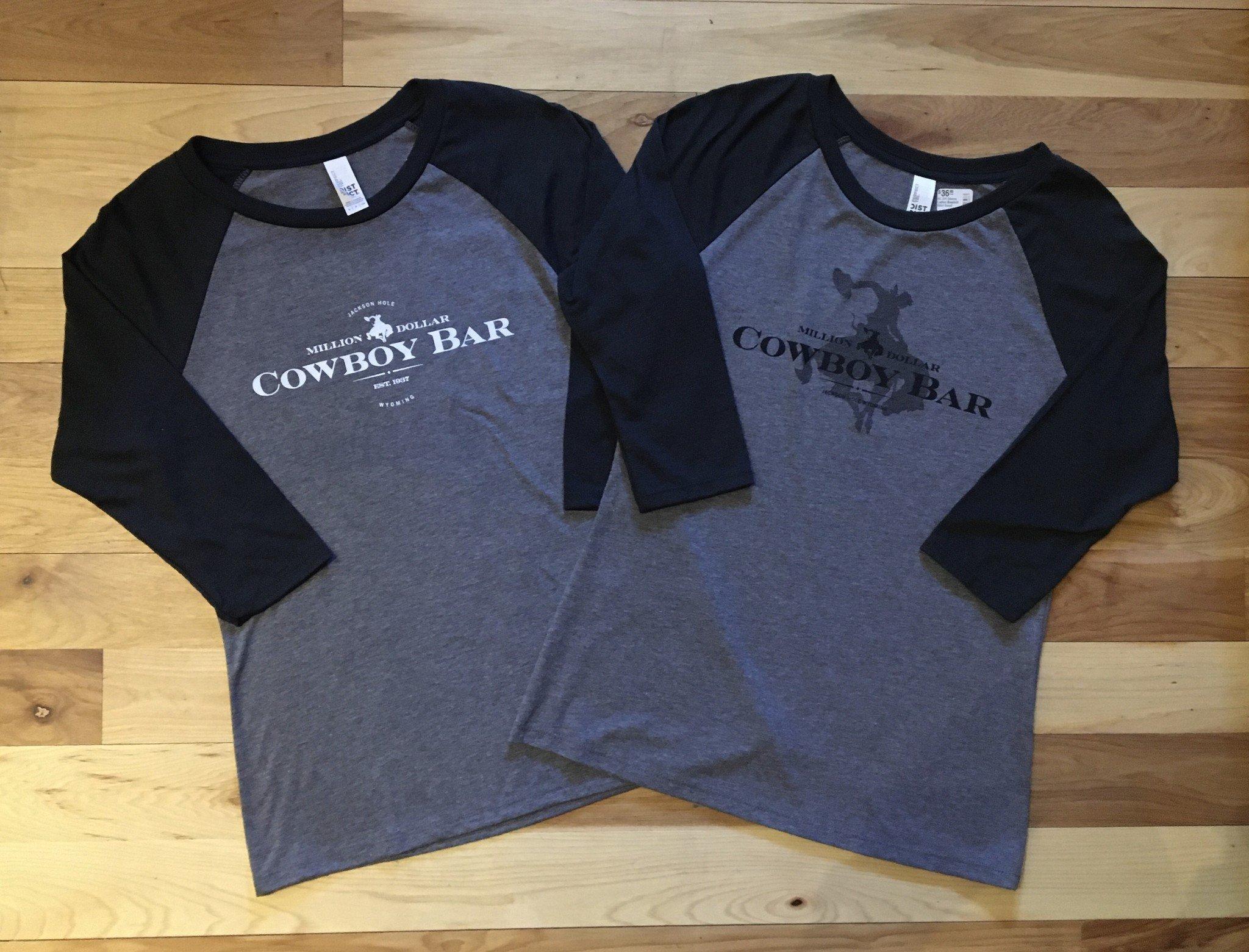 3/4 Sleeve  Ladies Baseball Shirt