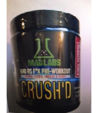 Mad Labs CRUSH'D