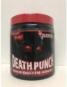 Strength and Game Death Punch