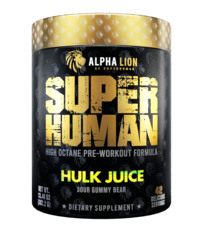 Alpha Lion Super Human