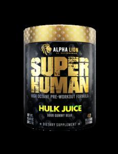 Alpha Lion Super Human