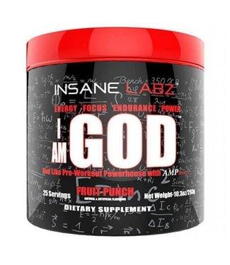 Insane Labz Insane Labz I AM GOD