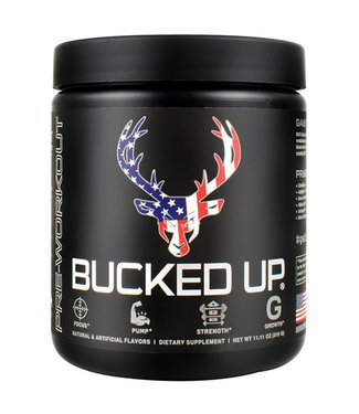 Bucked Up (Das Labs) Bucked Up Pre Workout