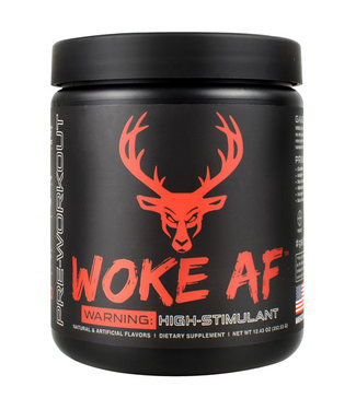 Bucked Up (Das Labs) Bucked Up WOKE AF Pre Workout