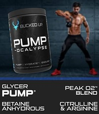 Bucked Up (Das Labs) PUMP OCALYPSE