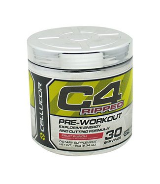 Cellucor C4 Ripped 30 Serving
