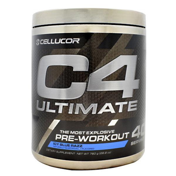 Cellucor C4 Ultimate 40 serv Blue Razz