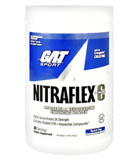 GAT (German American Technology) Nitraflex + Creatine