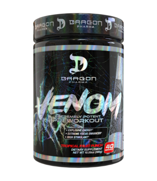 Dragon Pharma Dragon Pharma Venom Pre-Workout