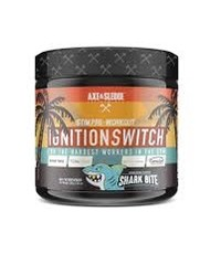 Axe and Sledge Axe and Sledge Ignition Switch Pre-Workout