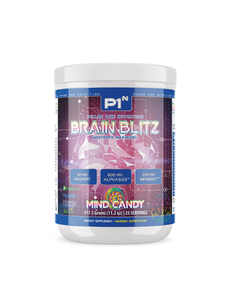 Phase One Nutrition Phase One Nutrition Brain Blitz Mind Candy