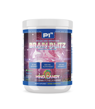 Phase One Nutrition Phase One Brain Blitz Mind Candy