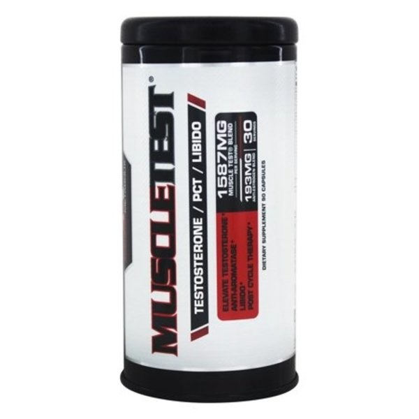 American Muscle American Metabolix Muscle-Test