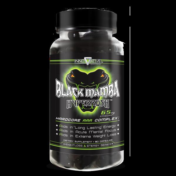 Innovative labs Black Mamba HyperRush