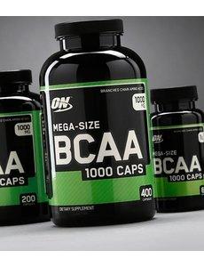 Optimum Nutrition Mega Size BCAAs