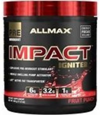 AllMax Nutrition Impact
