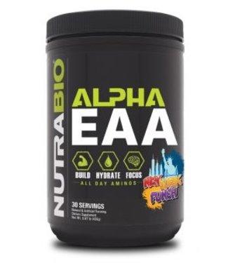 NutraBio NutraBio Alpha EAA