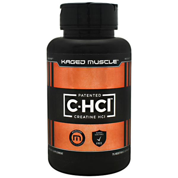 Kaged Muscle Creatine HCl caps