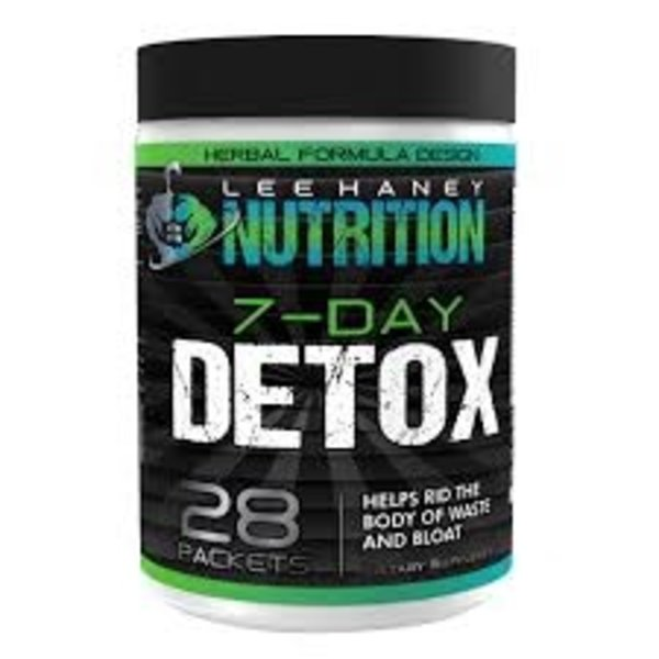 Lee Haney Nutrition Lee Haney 7- Day Detox 28 Packets