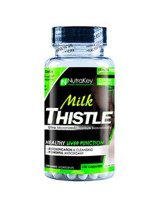 Nutrakey Milk Thistle 100 Capsules