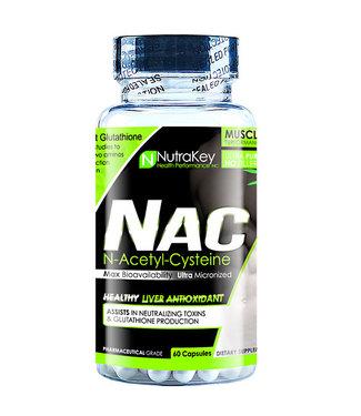 Nutrakey NAC 60 Capsules