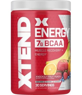 Scivation Xtend Energy Fruit Punch