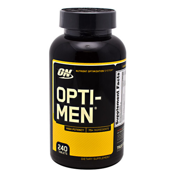 Optimum Nutrition Opti-Men High Potency Multi-Vitamin