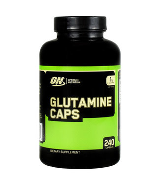 Optimum Nutrition Glutamine 240ct