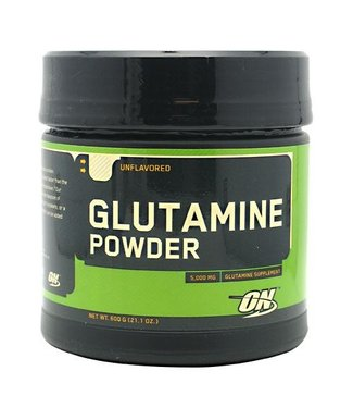 Optimum Nutrition Glutamine Powder 600g
