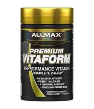 AllMax Nutrition Vitaform Male 60 ct